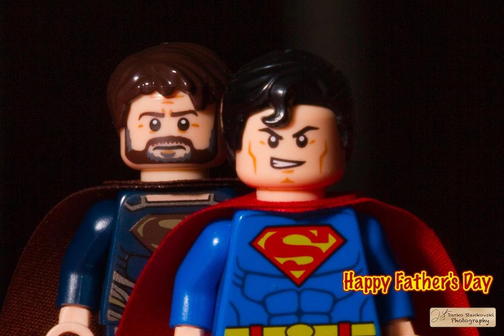 Jor-El and Kal-El